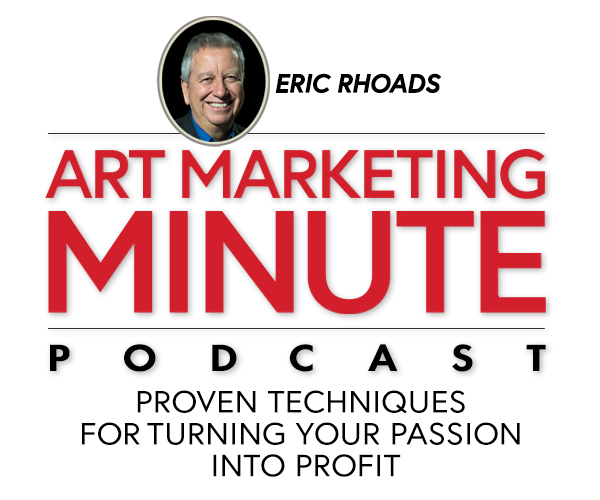Art Marketing Minute Podcast